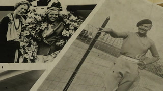 Clay County native and aviation pioneer Florence Klingensmith. Special to Forum News Service