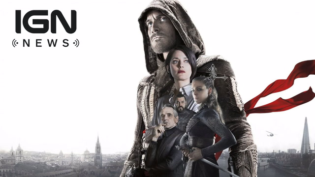 Ubisoft On Lessons Learned from the Assassin's Creed Movie - IGN News