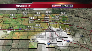 Light Drizzle Possible Today