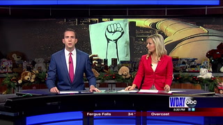 Sunday brings many changes to DAPL activities