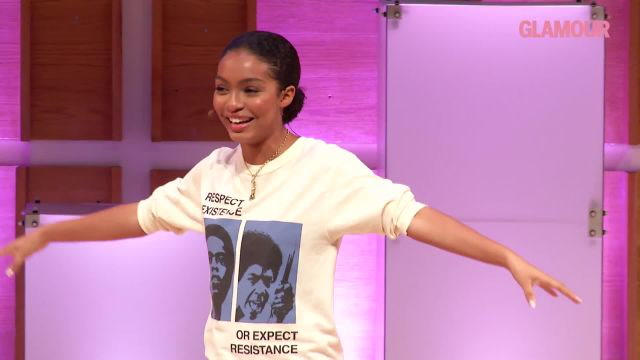 """Yara Shahidi: """"We Must Make Space for Ourselves���"""