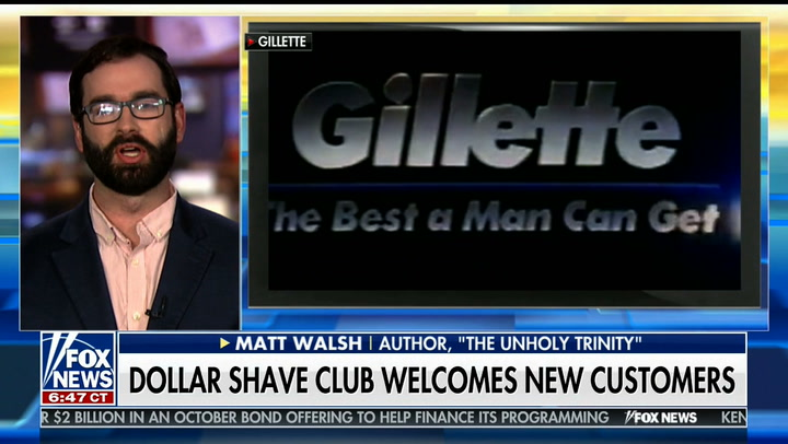 'Fox & Friends' Guest: Gillette Ad Same as Showing Women 'Gossiping,' 'Nagging'