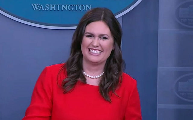 White House May Soon Lose Press Secretary Sarah Huckabee Sanders