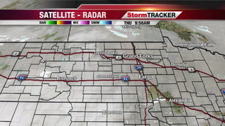 StormTRACKER Weather: Dodging A Winter Storm/Blizzard
