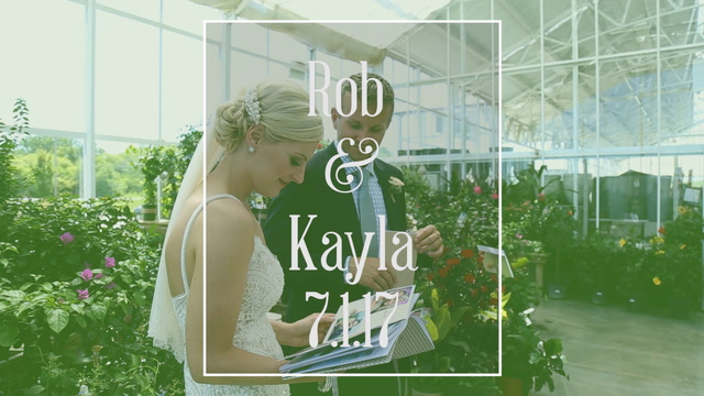 Kayla + Rob | Omaha, Nebraska | Omaha Country Club