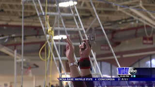 Concordis hosts Class B indoor track and field meet