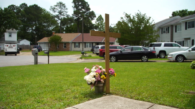 Neighbors remember Virginia Beach shooting victim Joshua Hardy