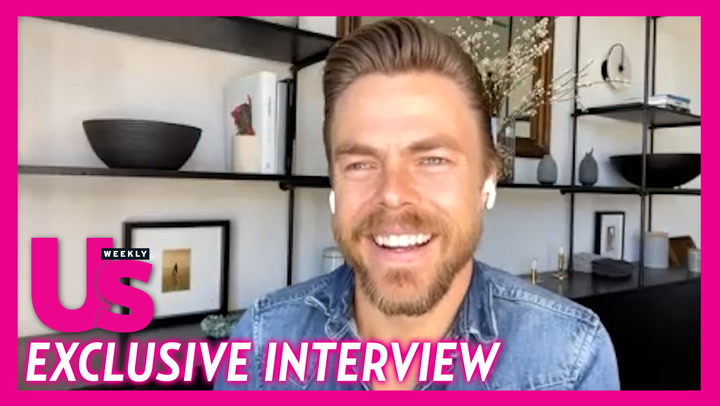 Derek Hough Considers Trying for a 7th Mirror Ball Trophy on 'DWTS': 'Never Say Never'