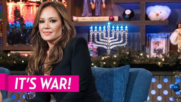 Leah Remini Claims Church of Scientology Is Trying to Cancel Her Show, Has Met With Lawyers