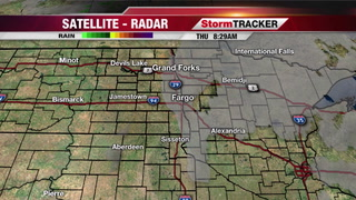 StormTRACKER Weather Webcast Thursday Midday