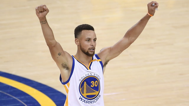 Are veteran players jealous of Steph Curry?