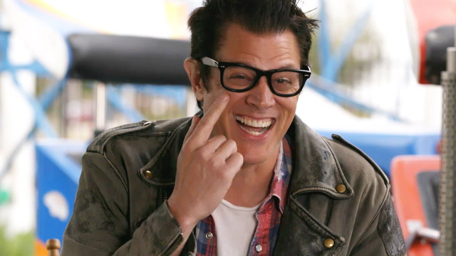 Action Point: The Stunt That Made Johnny Knoxville's Eye Pop Out