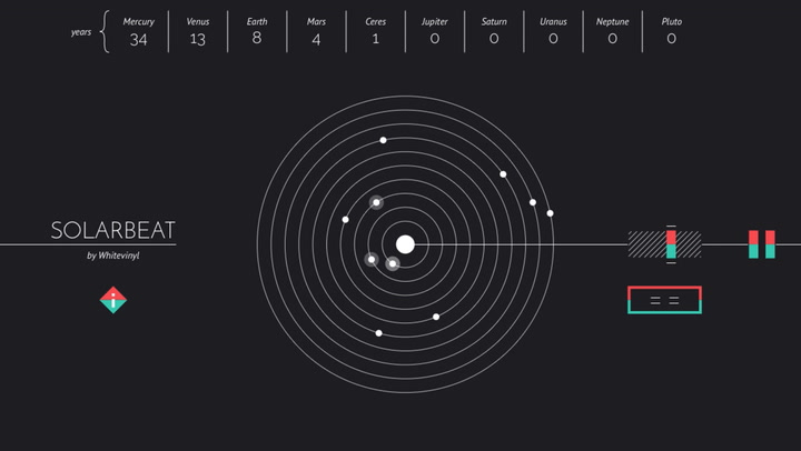 Hear The Solar System Make Sweet, Beautiful Music