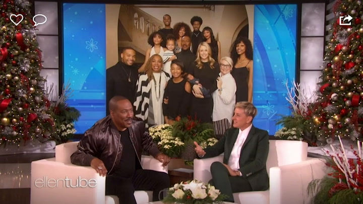 Eddie Murphy: People Think I'm 'Crazy' for Having 10 Kids, But 'I Like it'