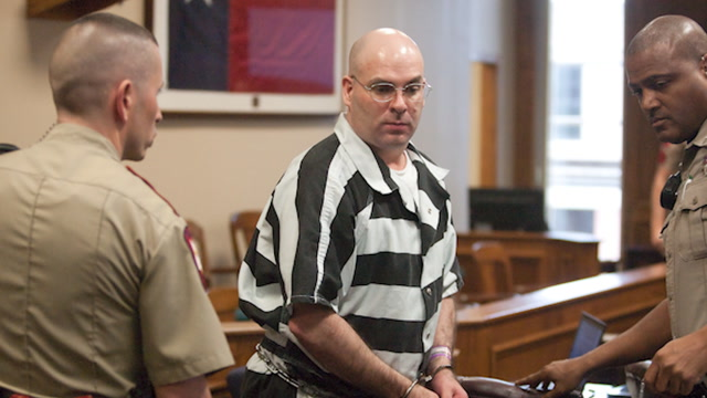 Larry Swearingen gives final interview before he's executed