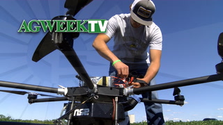 AgweekTV: First Drone Sprayer Debuts (Full Show)