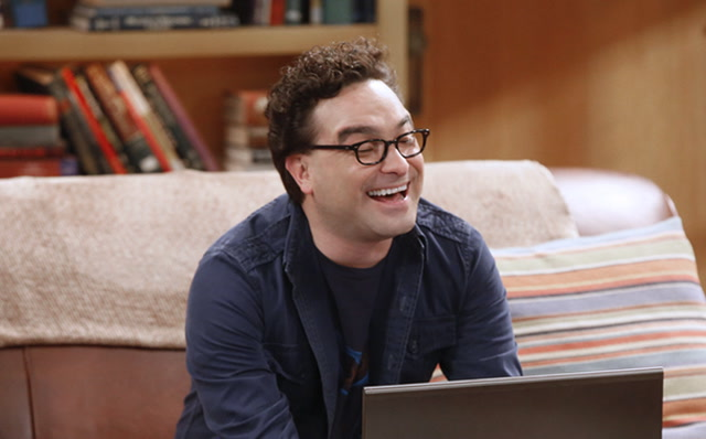 Johnny Galecki Absent During Roseanne Revival Table Read