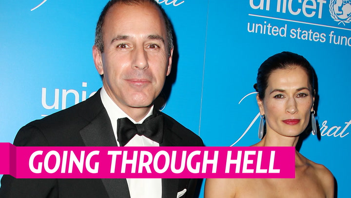 Matt Lauer's Ex-Wife Annette Roque Regrets Not Divorcing Him Sooner