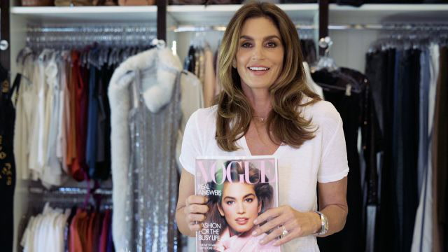 Watch Cindy Crawford, Kendall Jenner, and More Discuss Their First Vogue Covers