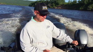 Fishing the St. Louis River with Outdoor Bound TV