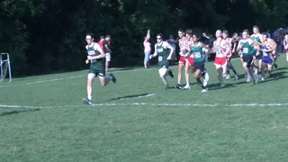 Whippet Boys and Girls Sweep County Cross Country Meet