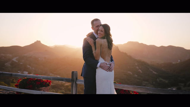 Kate + Glenn | Malibu, California