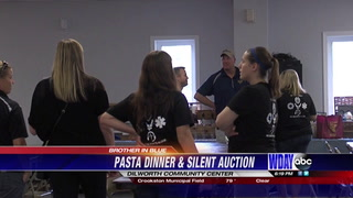 Benefit for Moorhead Police Officer