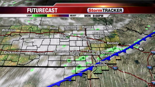 StormTRACKER Early Afternoon Update