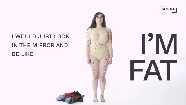 This Student Spoke Out on Body Positivity with Performance Art