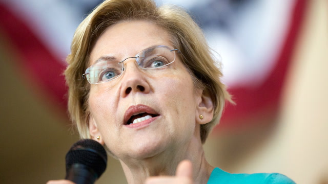 Opinion | Elizabeth Warren has a very firm grip on half of a point