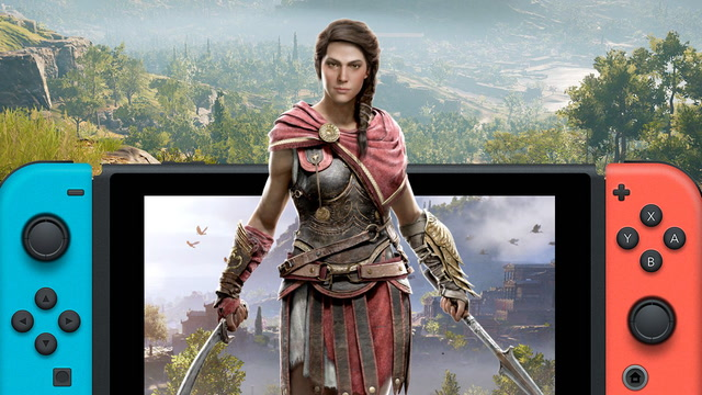 Assassin's Creed Odyssey on Switch... Sort of - NVC Highlight