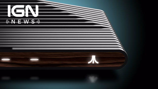 Ataribox Console Is Officially Named the Atari VCS - IGN News