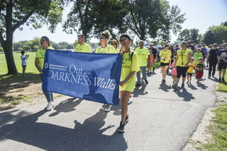 8th Annual Willmar Out of the Darkness Walk