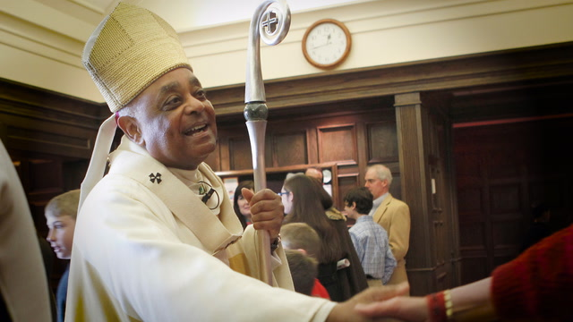 What to know about D.C.'s new archbishop