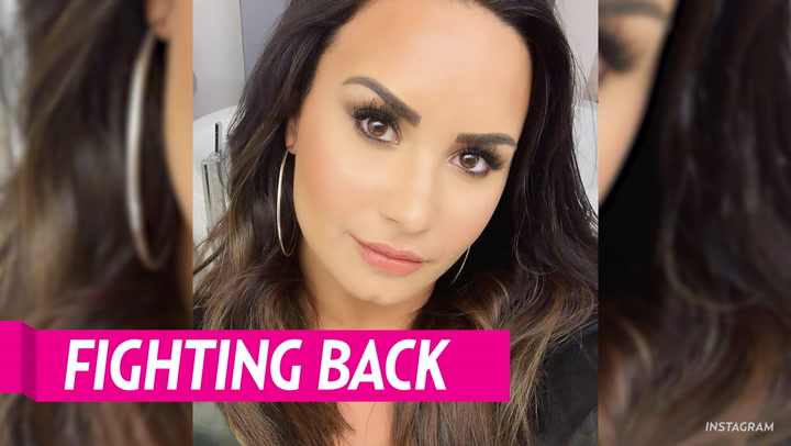 Demi Lovato Gets Real About 'Sexy' Bikini Snap: 'I Feel Confident (No Pun Intended)'