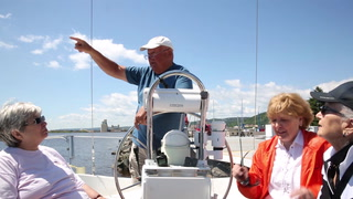 Duluth charter captain shares passion for sailing