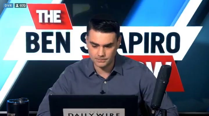 Ben Shapiro Seriously Claims No 'Single Major Republican Figure' Questioned Obama's Legitimacy