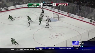 UND hoping to get back on track against Omaha