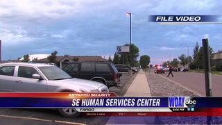Fargo Southeast Human Services Center improving security