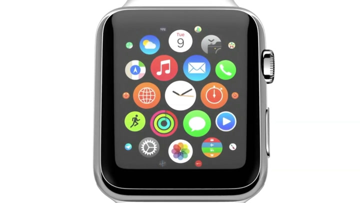 How Flat Design Made The Apple Watch Possible