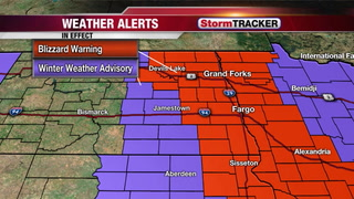 Ground Blizzard Sunday will lead to Dangerous Travel