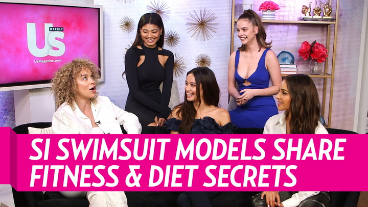 2019's 'SI Swimsuit' Models Reveal How They Prepped for Their Shoots: No to Dairy, Yes to Tequila