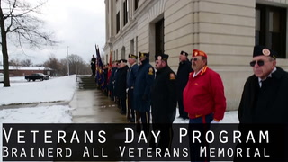 Brainerd Veterans Day Program