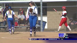 H.S. Softball: Central Cass beats Kindred-Richland for second time this season