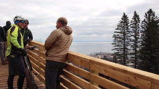 New segment of Duluth Traverse offers panoramic views of Twin Ports