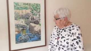 Diane Bean talks about Congdon Creek