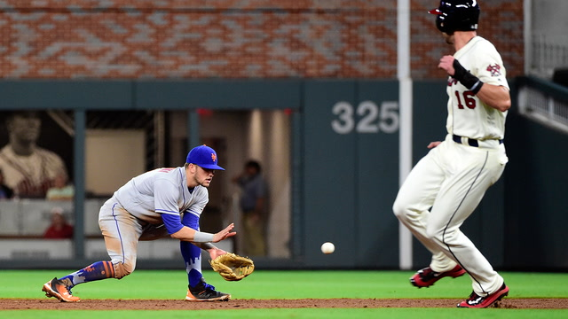 Braves LIVE To Go: Braves can't get past deGrom, Mets