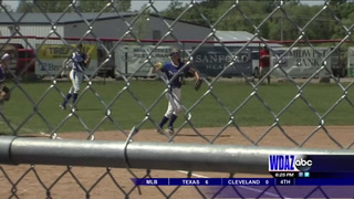 D-G-F advances in 8 3A softball playoffs