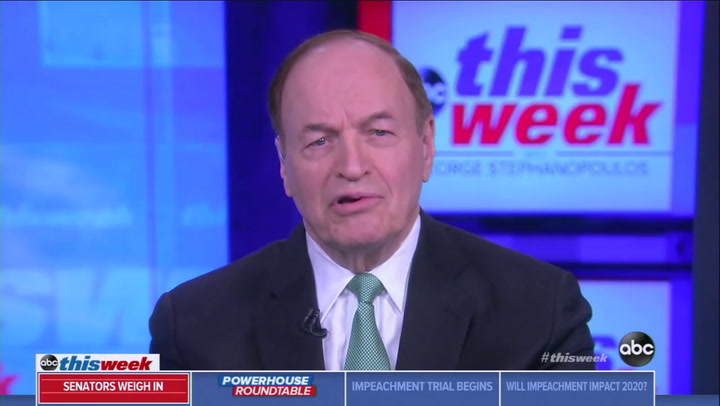 "GOP Sen. Shelby on Trump soliciting foreign interference: ""Things happen"""