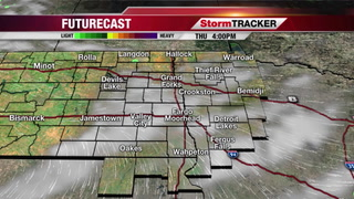 Thursday Early Afternoon Update